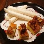 武相荘 - 茶菓子