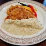 ダードデピノ - 料理写真:初代おぐら伝承のチキン南蛮