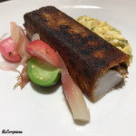 Yui - 秋刀魚と里芋のパートブリック