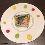 Yui - 自家菜園の野菜のテリーヌ
