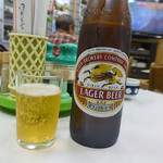 大善食堂 - ビール