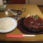 Meet Dining 中條 - 大番長ハンバーグ(2000円)