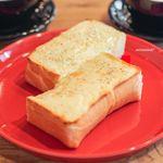 ノリズ コーヒー - チーズトースト