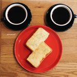 ノリズ コーヒー - チーズトースト、インドネシア