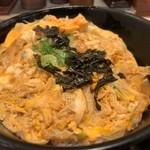 松乃家 - 玉子丼