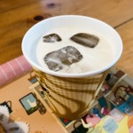 ペンション もみの木 - カフェ・オ・レは濃い牛乳が美味!
