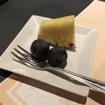 カサブランカ - 食後のデザート