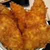 かつや - 料理写真:タレカツ丼。5枚。