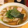 大阪麺哲 - 料理写真:肉醤油雲呑(1300円)