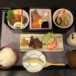 魚料理 一心 - 海宝弁当 1750円