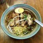 闘牛 - 料理写真:鳥そば