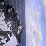 サンセット ドリーム - ぺシ岬海岸の風景(3月末)