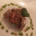 パスタ&ダイニング 福や - コースの肉料理  1人分  チキン焼き