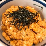 名古屋 やぶ - 仙寿卵の揚玉丼