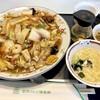 富岡ゴルフ倶楽部レストラン - 料理写真:あんかけ五目焼きそば