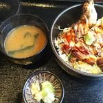 うお左衛門 - アナゴ定食単品