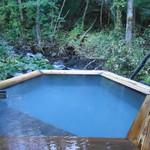 駒ヶ岳温泉 - 貸切露天風呂