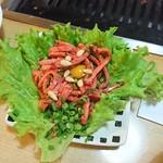 焼肉 ヂャングン - 料理写真: