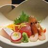 レストラン銀杏 - 料理写真:お造り