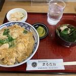 まるなお - 親子丼 600円
