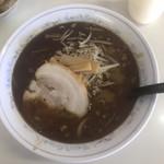 らーめん爐 - 味噌ラーメン