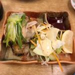 てっ平 - 牡蠣