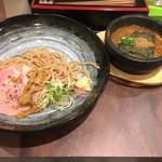 麺処 とりぱん - 石鍋カリーつけ麺880円 1辛