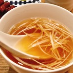 牛たんと伊達ごはん だてなり屋 - ☆スープ☆