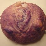 こせちゃ - 伊予柑ピールとクルミのパン