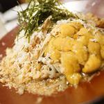 大衆天ぷらtoかすそば風土.はなれ - うにそば