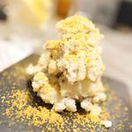 大衆天ぷらtoかすそば風土.はなれ - 大人のポテサラ