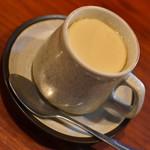 POP - 食事共通の茶碗蒸し2018年10月