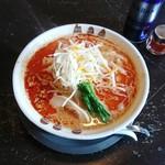 ラーメン樹よし - 料理写真:味噌担々麺 790円