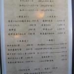 神戸牛炭火ステーキ・逸品 寅松の肉たらし - その他焼き物・野菜・あて・肉刺身・肉寿司・飯物メニュー