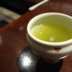 まるや本店 - 緑茶