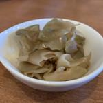 中華キッチン ぐら - 搾菜