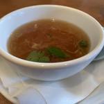 中華キッチン ぐら - スープ