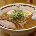 狼スープ - 味噌卵らーめん