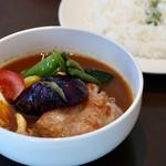 94985414 - チキン野菜(知床産もも肉ソテー)辛さ40番