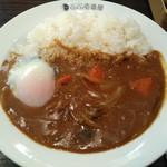 カレーハウスCoCo壱番屋 栗東インター店 - 鹿肉カレー&半熟タマゴ