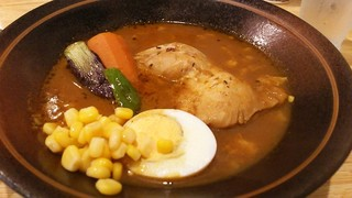 Soup Curry 笑くぼ