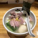 中華そば 満鶏軒 - 料理写真:特製鴨中華そば