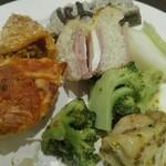 サンドッグイン 神戸屋 - あぁ、もう腹いっぱいな5皿目
