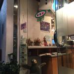 AT THE 21 - 店構え