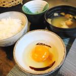 駒ヶ岳温泉 - 朝食