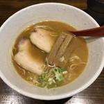 拉麺たいぢ - 鶏鰹ラーメン  650円
