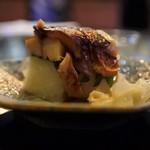 郷土料理 縁 - 焼き鯖寿司絶品