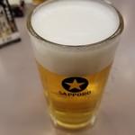 94992006 - サッポロ黒ラベル生ビールの中ジョッキ