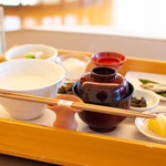 94992112 - 御饌の朝かゆ