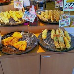 おべんとうのヒライ - 料理写真:名物のちくわサラダ